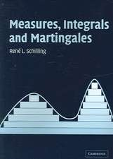 Measures, Integrals and Martingales