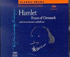 Hamlet, Prince of Denmark 4 Audio CD Set