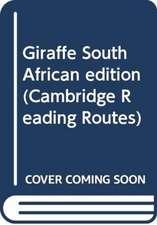 Giraffe South African edition