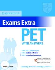 Cambridge Exams Extra PET:  With Answers [With CDROMWith 2 CDs]