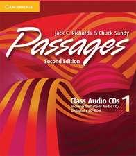 Passages Level 1 Class Audio CDs: An Upper-level Multi-skills Course