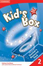 Kid's Box 2 Teacher's Resource Pack with Audio CD