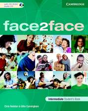 face2face Intermediate Student's Book with CD-ROM/Audio CD & Workbook Pack Italian Edition: Exploding Pack