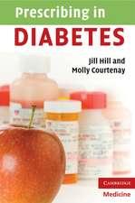 Prescribing in Diabetes