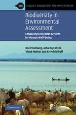 Biodiversity in Environmental Assessment: Enhancing Ecosystem Services for Human Well-Being