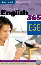 English365 Level 2 Personal Study Book with Audio CD ESE Malta Edition