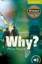 Why? Starter/Beginner Paperback