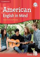 American English in Mind Level 1 Combo B with DVD-ROM