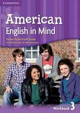 American English in Mind Level 3 Workbook
