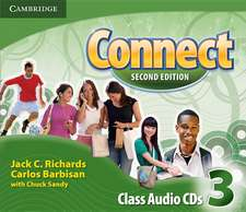 Connect Level 3 Class Audio CDs (3)
