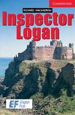 Inspector Logan Level 1 Beginner/Elementary EF Russian edition