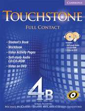 Touchstone 4B Full Contact (with NTSC DVD)
