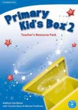 Primary Kid's Box Level 2 Teacher's Resource Pack with Audio CD Polish Edition