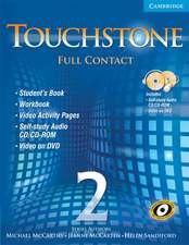 Touchstone Level 2 Full Contact (with NTSC DVD)