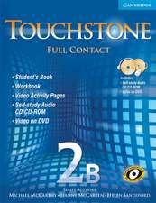 Touchstone 2B Full Contact (with NTSC DVD)