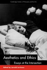 Aesthetics and Ethics: Essays at the Intersection