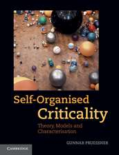 Self-Organised Criticality: Theory, Models and Characterisation