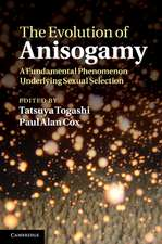 The Evolution of Anisogamy: A Fundamental Phenomenon Underlying Sexual Selection
