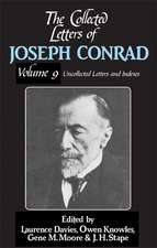 The Collected Letters of Joseph Conrad 9 Volume Hardback Set