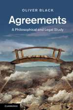 Agreements: A Philosophical and Legal Study
