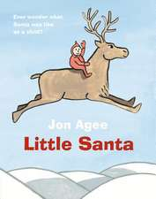 Little Santa:  The Art and Science of Loving the Place You Live