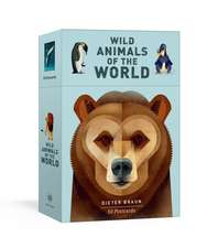 Wild Animals of the World