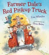Farmer Dale's Red Pickup Truck board book