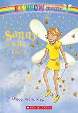 Azafran, el Hada Amarilla = Sunny, the Yellow Fairy