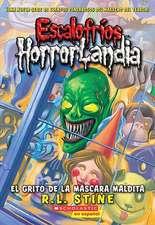 Escalofrios Horrorlandia #4:  Scream of the Haunted Mask)