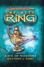 Infinity Ring Book 5:  Cave of Wonders