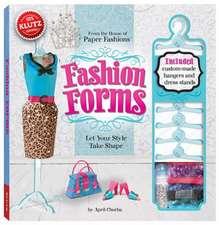 Klutz: Fashion Forms