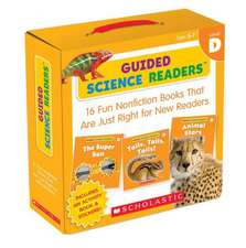 Guided Science Readers:  16 Fun Nonfiction Books That Are Just Right for New Readers