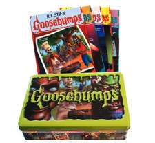 Goosebumps Retro Scream Collection:  A Teacher's Guide to Engaging Families for Student Success