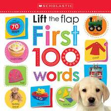 Lift the Flap:  First 100 Words