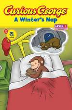 Curious George A Winter's Nap (CGTV Reader)