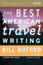 The Best American Travel Writing 2010