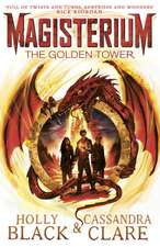 Magisterium - The Golden Tower