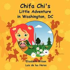 Chifa Chi's Little Adventure in Washington DC