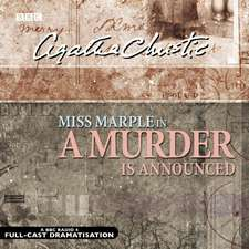 Christie, A: A Murder Is Announced