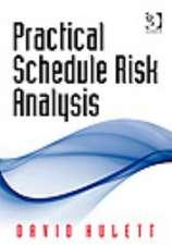 Practical Schedule Risk Analysis