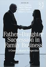 Father-Daughter Succession in Family Business