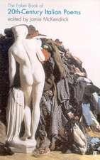 20th-Century Italian Poems