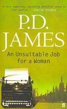Unsuitable Job for A Woman