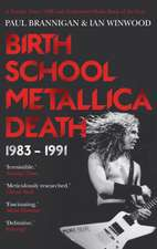 Birth School Metallica Death - Vol. I