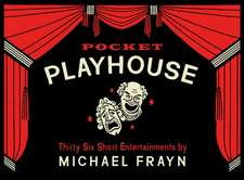 Pocket Playhouse