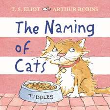 Naming of Cats