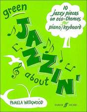 Green Jazzin' about -- Fun Pieces for Piano / Keyboard:  Score & Parts