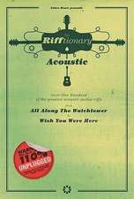 The Rifftionary Acoustic Guitar