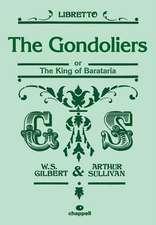 Gondoliers (Libretto)