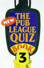 The New Pub League Quiz Book